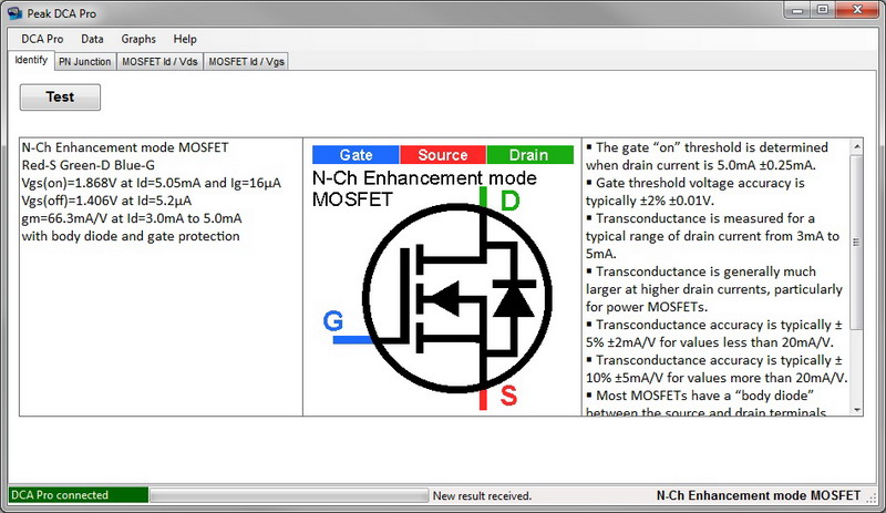 BTS141 N-Ch MOSFET